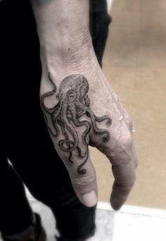tattoo mão raposa - Pesquisa Google