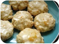 Could this be a twin to the elusive Panera Orange Scone Recipe? Gosh, I hope so :D