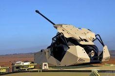 Denel Mechatronics | Denel Vehicle Systems. The Tactical Remote Turret (TRT 2).