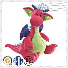 2015 Dragon plush toy wholesale,small plastic dragon toys