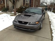 2004 ford mustang 40th anniversary 4.6 high performance v8 :) love my car