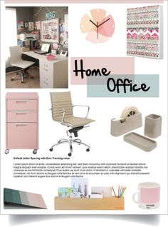"""""""home office"""" by divacrafts on Polyvore"""