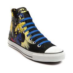 Converse All Star Hi Batman Sneaker