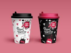 66 best paper cup images on pinterest design packaging package