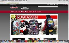 3/5 goede websites. Atittude vindt ik een goede website omdat het super overzichtelijk is, de lettertype goed te lezen is en de kleuren ook goed bij elkaar passen.