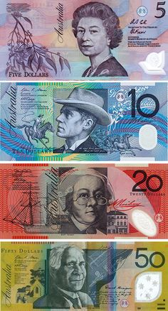 19 of the Most Beautiful Currency Designs in the World Australian Money, Money Wallpaper Iphone, Money Template, Money Notes, Dollar Money, Commemorative Stamps, Show Me The Money, Stationery Paper, Viajes