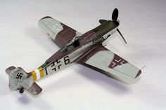 Eduard 1/48 Fw 190 D-9 by Yves Labbe: Image