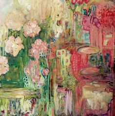 Annie Lockhart – soulful paintings