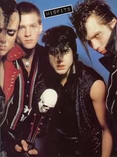 Find images and videos about misfits, horror punk and glenn danzig on We Heart It - the app to get lost in what you love. New Wave Music, Music Love, Rock Music, Misfits Band, The Misfits, Arte Punk, Punk Art, Danzig Misfits, Glenn Danzig