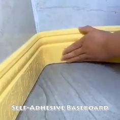 Home Discover Wall Edging Strip Give your home something new in Make your house more beautiful! Home Wall Decor Diy Home Decor Baby Room Decor Home Remodeling Mobile Home Renovations Basement Renovations Bathroom Renovations Bathrooms Home Gadgets Home Wall Decor, Diy Home Decor, Room Decor, Home Renovation, Home Remodeling, Home Projects, Home Crafts, Diy Home Repair, Home Gadgets