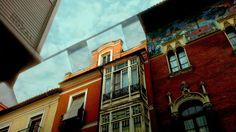 Cada día una foto de Palencia, realizada por ABBÉ NOZAL: La buhardilla que nunca sale en la foto