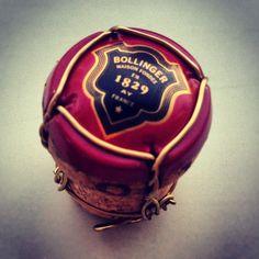 Plaques de Muselet ~ Bollinger Special Cuvée NV. #Plaquemusephilia #Champagne