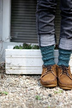 inro knitted socks