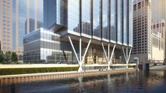 While the 800-foot project isn't expected to break ground until next year, here's what makes Chicago's next trophy-grade tower stand apart.
