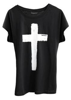 Cross shirt!