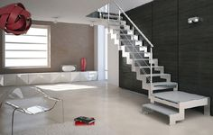 Best scale interne images stairs banisters and