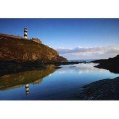 Old Head Of Kinsale County Cork Ireland Lighthouse On Cliff Canvas Art - Richard Cummins Design Pics (36 x 24)