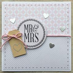 LindaCrea: Alles is Liefde #13 - Mr & Mrs