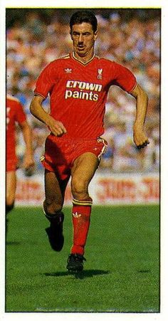 48d11ba42 Ian Rush of Liverpool in 1986. Ian Rush