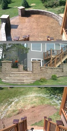 Red Oak Decorative Concrete offers detailed custom concrete work for interior and outdoor projects. They do cobblestone driveways and stone patios with ease.