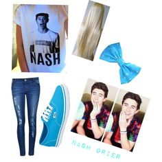 What iwould wear if i met Nash grier outfit