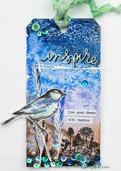 Inspiring Bird Tag