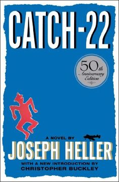 On best book lists everywhere AND on the most frequently banned books list.  Quite the coup for Heller's Catch-22.
