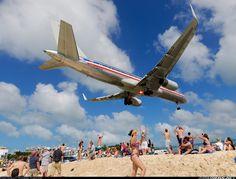 American Airlines Boeing 757-223  Philipsburg / St. Maarten - Princess Juliana (SXM / TNCM) St. Maarten, December 11, 2013