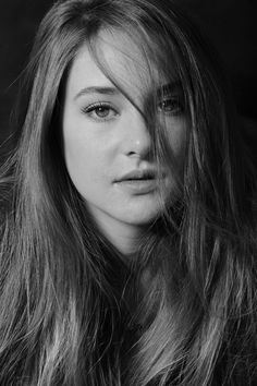 Find images and videos about divergent, a and Shailene Woodley on We Heart It - the app to get lost in what you love. Shailene Woodley, Fault In The Stars, Theo James, Celebrity Portraits, White Image, Secret Life, Divergent, American Actress, Find Image