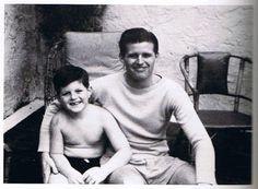 Joe Kennedy Jr & Teddy Kennedy
