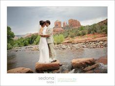 cathedral rock - sedona, arizona wedding