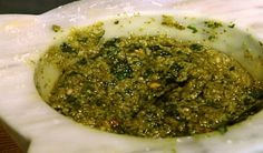 Pesto can be served fresh or it can be preserved in the refrigerator or freezer. To preserve the sauce in a jar, make sure to top up the pesto with a layer of extra virgin olive oil. Summer Appetizer Recipes, Light Appetizers, Italian Appetizers, Pesto Sauce, Pesto Recipe, Recipe Recipe, Recipe Ideas, Best Italian Recipes, Favorite Recipes