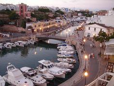 Puerto de Ciutadella, Menorca