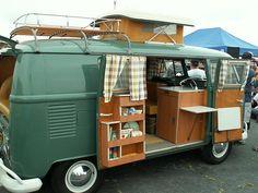 VW Bus Treffen - Long Beach