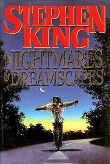Nightmares and Dreamscapes By Stephen King Copyright 1993 This third volume of short stories from Stephen King contains almost exclusive. I Love Books, Great Books, Books To Read, My Books, Steven King, Stephen King Books, Horror Books, Horror Movies, Book Lists