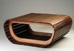 EcoNotas.com: Muebles de Cortinas Recicladas, Producción Sostenible