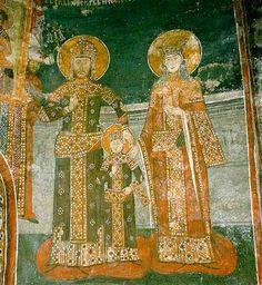 Car Dusan sa porodicom