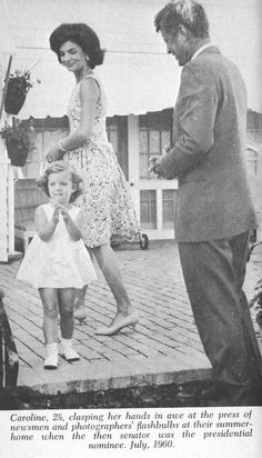 John F.Kennedy And His Family
