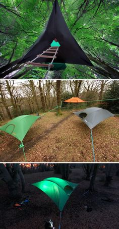 Tentsile Stingray Tent - #outdoors #camping #adventure