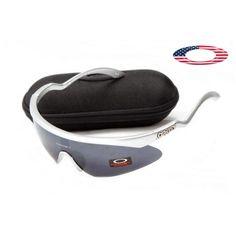 df65ddc528 Discount oakleys sunglasses razor blade new silver streak   black iridium  Summer Sunglasses