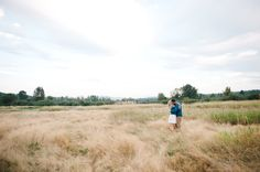 Park Engagement: Nicole and Shawn » Meredith McKee Photography: Seattle Wedding Photographer