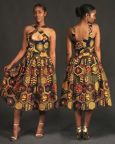 thin strap styles are feasible and this pictures prove how incredibly cute they can be; Scroll down to check this thin strap Ankara styles: African Inspired Fashion, African Print Fashion, Africa Fashion, Tribal Fashion, Women's Fashion, Kimono Fashion, Fashion Tips, African Print Dresses, African Fashion Dresses