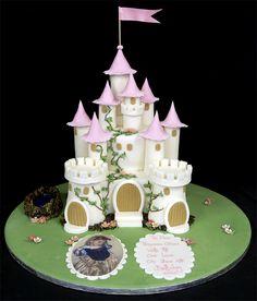 bolo castelo frozen - Pesquisa Google
