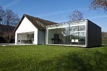@Bogdan Trifu Trifu & Van Broeck Architects transformeren atheneum Koekelberg voor Scholen van Morgen