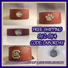 Last day to get free shipping on your order Of Collegiate and Sorority items, Bullet Jewelry, Specialty leather cuffs, and much more! PLUS everyone ordering today before 2:00 PM EST will receive an exclusive free gift!   Game day jewelry, bullet jewelry, discount jewelry, fall jewelry, fall 2013, leather cuffs, men's jewelry, men's leather cuff, Georgia southern, Clemson, South Carolina, gamecocks, university of Florida, Florida state university, football, baseball, basketball