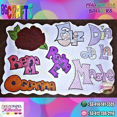 By BrittanyGiron (@byBrittanyGiron) | Twitter #Pancarta #Pancartas #Banners #HBDbanners #pancartadecumpleaños #carteles #cartelesdecumpleaños #byBrittanyGiron #BGCrafts