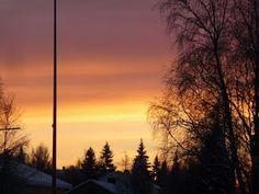 Portfolio Multimedeia 2: Auringonlasku 24.12.2015