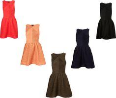 textured pleat tunic dress (design + sunshine blog)