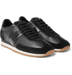 sale retailer e8d3a f9f8b Men s Designer Sneakers. Dolce And Gabbana TrainersSuede SneakersBlack ...
