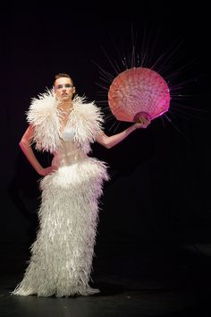 Serkan Cura at Couture Spring 2014 - StyleBistro